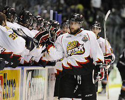 2011 MasterCard Memorial Cup in Mississauga, ON. Photo by Aaron Bell/CHL Images