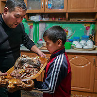 kazakhstan. Photo by: Tito Herrera / www.titoherrera.com