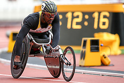 22.07.2017, Olympia Stadion, London, GBR, Leichtathletik WM der Behinderten, im Bild Alhassane Balde (GER, SSF Bonn, T54) // Alhassane Balde (GER, SSF Bonn, T54) // during the World Para Athletics Championships at the Olympia Stadion in London, Great Britain on 2017/07/22. EXPA Pictures © 2017, PhotoCredit: EXPA/ Eibner-Pressefoto/ Eibner-Pressefoto<br /> <br /> *****ATTENTION - OUT of GER*****