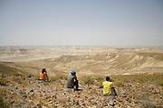 bird watchers sede boker desert, israel