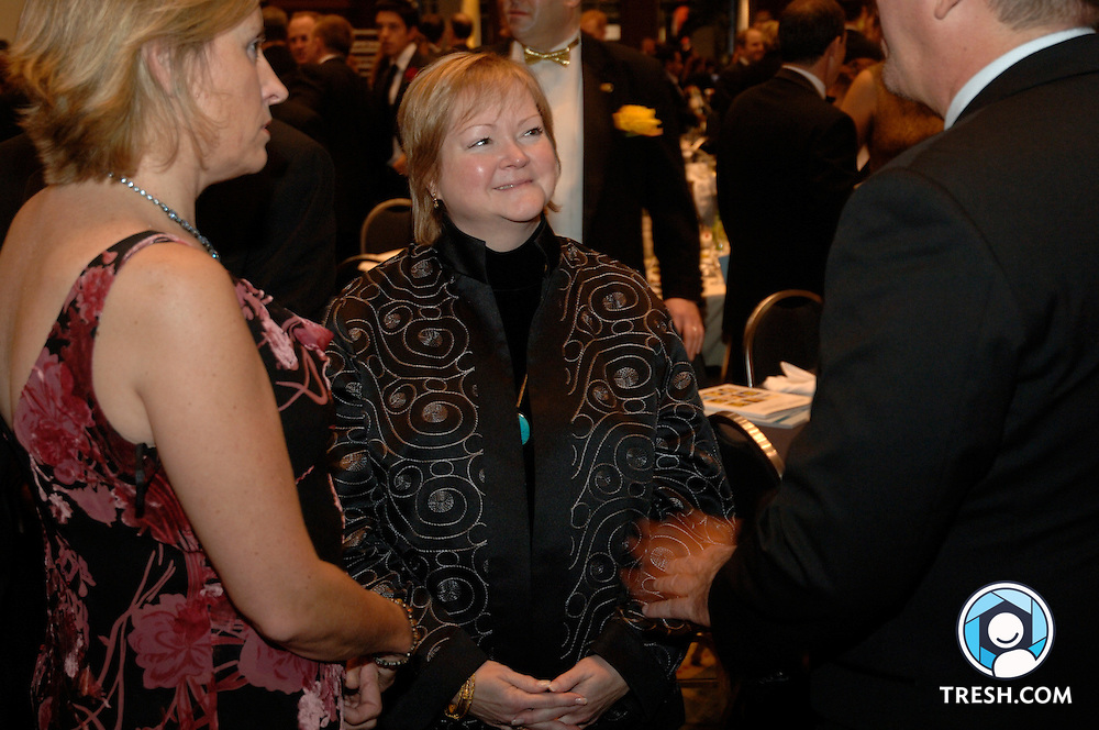 Judy Shepard, center, following the Tenth Annual HRC National Dinner