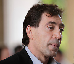 Actor JAVIER BARDEM at the 'Sons of the Clouds: The Last Colony' premiere during the 2012 Toronto International Film Festival at the Ryerson Theatre, September 13th 2012. Photo by David Tabor/ i-Images.