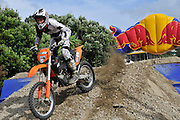 Gerg Delatour (NZL). Redbull City Scramble, Pier T, Westhaven, Auckland, New Zealand. Sunday 1 April 2012. Photo: Xavier Wallach / photosport.co.nz