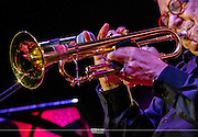 Arturo Sandoval playing Trumpet <br /> (FIM 16) Festival Internacional de M&uacute;sica Cancun 2016