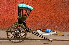 Rickshaws India