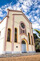 Igreja Matriz São Lourenço Mártir. São Lourenço do Oeste, Santa Catarina, Brasil. / <br /> São Lourenço Mártir Mother Church. São Lourenço do Oeste, Santa Catarina, Brazil.