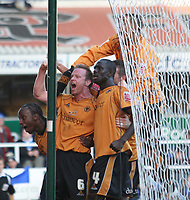 Birmingham city v Wolves,Championshipe ,18-11-2006,Wolves scorer, no 6 jODY Craddock.