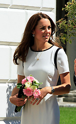 Catherine Duchess of Cambridge, America's Cup Launch Event, National Maritime Museum, Greenwich London UK, 10 June 2014, Photo by Mike Webster