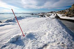 NORWAY FINNMARK 25MAR07 - Arctic scene near Borselvnes in Finnmark, Norway's northermost Arctic province...jre/Photo by Jiri Rezac..© Jiri Rezac 2007..Contact: +44 (0) 7050 110 417.Mobile:  +44 (0) 7801 337 683.Office:  +44 (0) 20 8968 9635..Email:   jiri@jirirezac.com.Web:    www.jirirezac.com..© All images Jiri Rezac 2007 - All rights reserved.