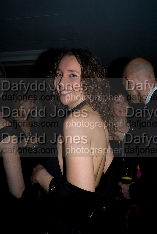 CHANTALL PAUWELS, The Laurence Olivier Awards, The Grosvenor House Hotel. Park Lane. London. 8 March 2009 *** Local Caption *** -DO NOT ARCHIVE -Copyright Photograph by Dafydd Jones. 248 Clapham Rd. London SW9 0PZ. Tel 0207 820 0771. www.dafjones.com<br /> CHANTALL PAUWELS, The Laurence Olivier Awards, The Grosvenor House Hotel. Park Lane. London. 8 March 2009