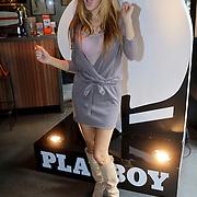 NLD/Amsterdam/20111006 - Lancering Playboy met Amanda Krabbe, Beertje van Beers