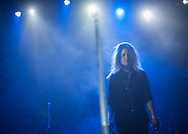 The Kills' Alison Mosshart takes the stage during the band's performance at Observatory Orange County in Santa Ana, CA, April 19, 2016.