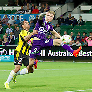 Rnd 7 2015 Perth Glory v Phoenix