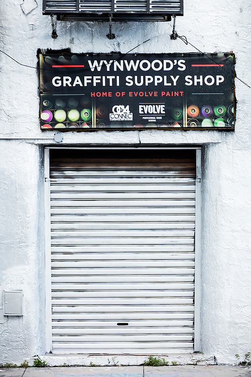 Wynwood's Graffiti Supply Shop -- Home of Evolve Paint
