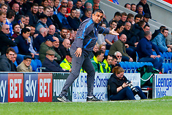 Chesterfield manager Jack Lester - Mandatory by-line: Ryan Crockett/JMP - 14/04/2018 - FOOTBALL - Proact Stadium - Chesterfield, England - Chesterfield v Mansfield Town - Sky Bet League Two