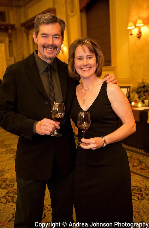 Lynn & Ron Penner-Ash, Salud 2009 auction, Willamette Valley, Oregon