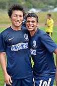 20151122 ASB Premiership Football - Wellington Phoenix v Auckland City FC