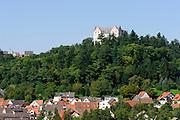 Schloss Lichtenberg, Niedernhausen, Fischbachtal, Odenwald, Hessen, Deutschland