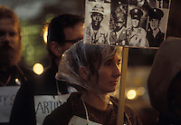 anti vietnam war demonstration- Washington DC - 1970