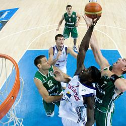 20090907: Basketball - Slovenia vs Great Britain at Eurobasket 2009, Group C, Warsaw, Poland
