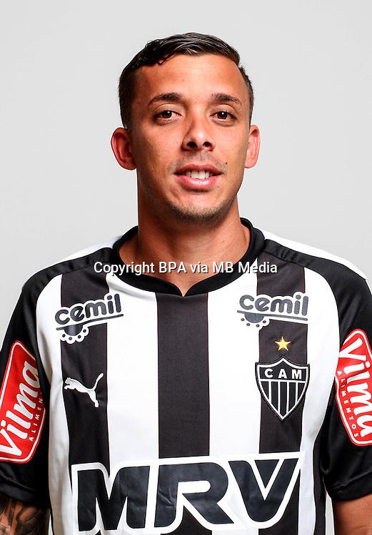 Brazilian Football League Serie A / <br /> ( Clube Atletico Mineiro ) - <br /> Pedro Roberto da Silva Botelho &quot; Pedro Botelho &quot;
