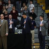 Men's Basketball: Guilford College Quakers vs. University of St. Thomas (Minnesota) Tommies