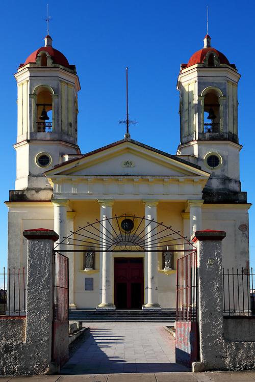 San Rosendo Cathedral in Pinar del Rio, Cuba.