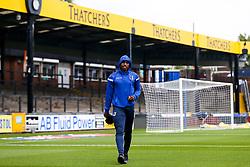Victor Adeboyejo of Bristol Rovers arrives - Rogan/JMP - 10/08/2019 - FOOTBALL - Memorial Stadium - Bristol, England - Bristol Rovers v Wycombe Wanderers - Sky Bet League 1.