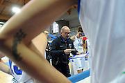 Frosinone, 24/05/2013<br /> Basket, Nazionale Italiana Femminile<br /> Amichevole<br /> Italia - Bulgaria<br /> Nella foto: roberto ricchini<br /> Foto Ciamillo