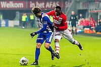 ALKMAAR - 25-01-2017, AZ - sc Heerenveen, AFAS Stadion, 1-0, AZ speler Ridgeciano Haps