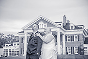 Amy and David's Beautiful Fall Langdon Hall Wedding