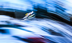 17.12.2016, Nordische Arena, Ramsau, AUT, FIS Weltcup Nordische Kombination, Skisprung, im Bild Francois Braud (FRA) // Francois Braud of France during Skijumping Competition of FIS Nordic Combined World Cup, at the Nordic Arena in Ramsau, Austria on 2016/12/17. EXPA Pictures © 2016, PhotoCredit: EXPA/ JFK