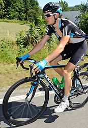 09.07.2010, AUT, 62. Österreich Rundfahrt, 6. Etappe, Deutschlandsberg-Laxenburg, im Bild Ben Swift (GBR, Sky Professional CT), EXPA Pictures © 2010, PhotoCredit: EXPA/ S. Zangrando / SPORTIDA PHOTO AGENCY