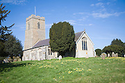 Parish church of All Saints, Great Glemham, Suffolk, England