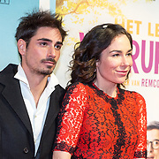 NLD/Amsterdam/20180122 - Filmpremiere Het leven is vurrukkulluk, Halina Reijn en Daniel de Ridder