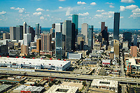 Downtown Houston & Brown Convention Center
