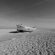 Abandoned Boat, Dungeness, Kent