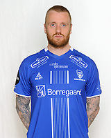 Fotball , Eliteserien 2018 , portrett , portretter , Sarpsborg 08 , Ronnie Nielsen Schwartz<br /> <br /> Foto: Sjur Stølen / Digitalsport