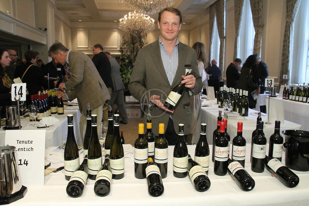 Alto Adige / Sudtirol, Wines of the Italian Alps, Grand Tasting Tour - Seattle. Tenute Lentsch.