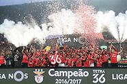 SL Benfica v Vitoria Guimaraes SC - 13 May 2017