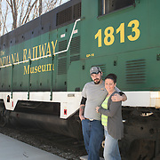 3/22/14 French Lick Scenic Railway