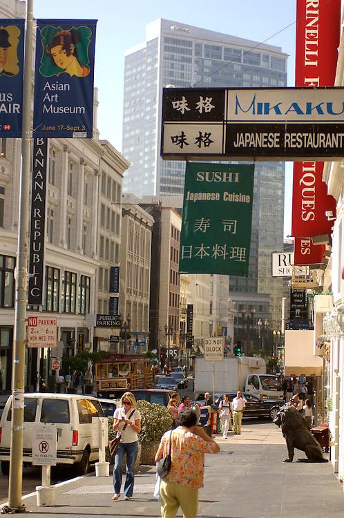 Chinatown, San Francisco, California, United States of America
