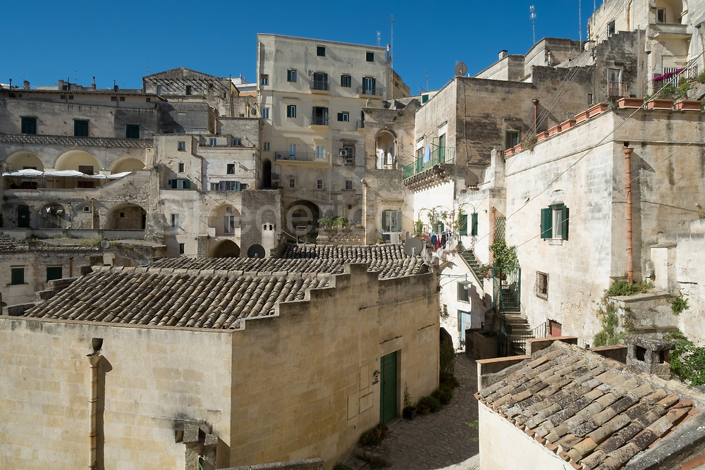 In the Sasso Barisano area, the name comes from its proximity to the city of Bari