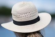 Henley on Thames. United Kingdom. Hats at Henley.    Friday, 2016 Henley Royal Regatta, Henley Reach.   <br /> <br /> Friday  01/07/2016<br /> <br /> © Peter SPURRIER<br /> <br /> NIKON CORPORATION  NIKON D500  f1.6  1/8000sec  127mm  7.6MB