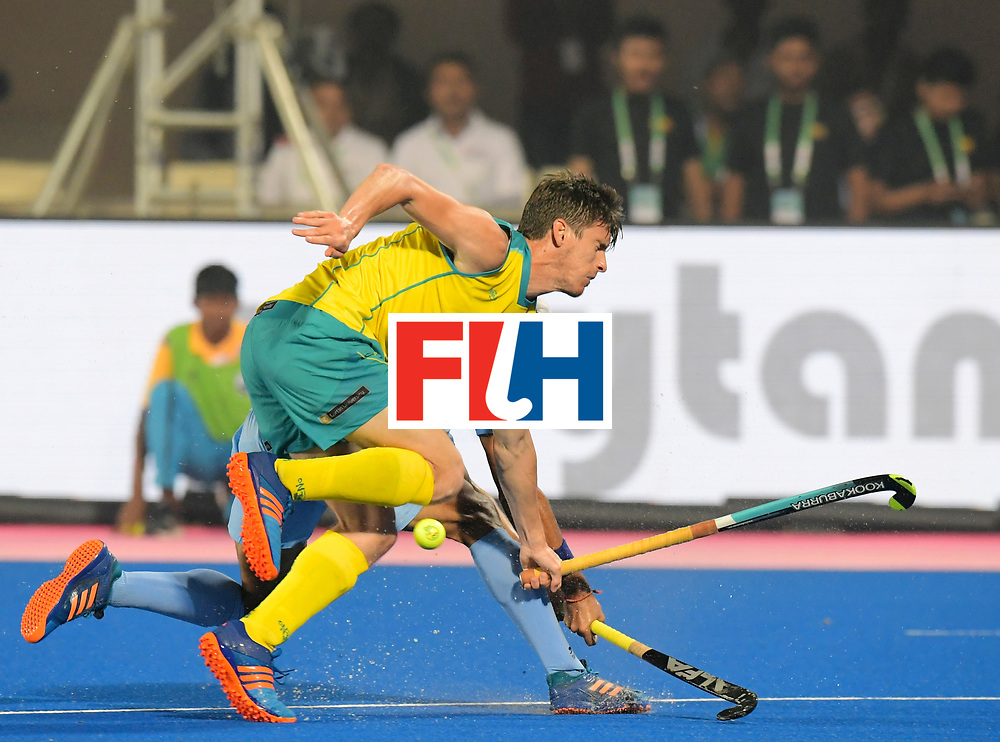 Odisha Men's Hockey World League Final Bhubaneswar 2017<br /> Match id:02<br /> Australia v India<br /> Foto: WHITE Tristan<br /> WORLDSPORTPICS COPYRIGHT FRANK UIJLENBROEK
