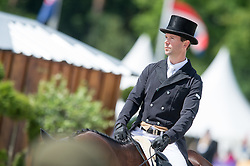 Mcnab Kevin (AUS) - Clifton Pinot <br /> CCI4*  Luhmuhlen 2014 <br /> © Hippo Foto - Jon Stroud