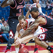 MOBILE, AL - DECEMBER 29:  at USA Mitchell Center on December 29, 2012 in Mobile, Alabama. At halftime Arkansas State leads South Alabama 28-23. (Photo by Michael Chang/Getty Images) *** Local Caption ***