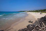 Hapuna Beach, Kohala, Island of Hawaii