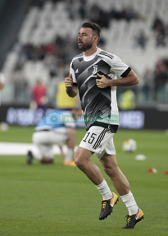 September 20, 2017 - Turin, Italy - Andrea Barzagli during Serie A match between Juventus v Fiorentina, in Turin, on September 20, 2017  (Credit Image: © Loris Roselli/NurPhoto via ZUMA Press)
