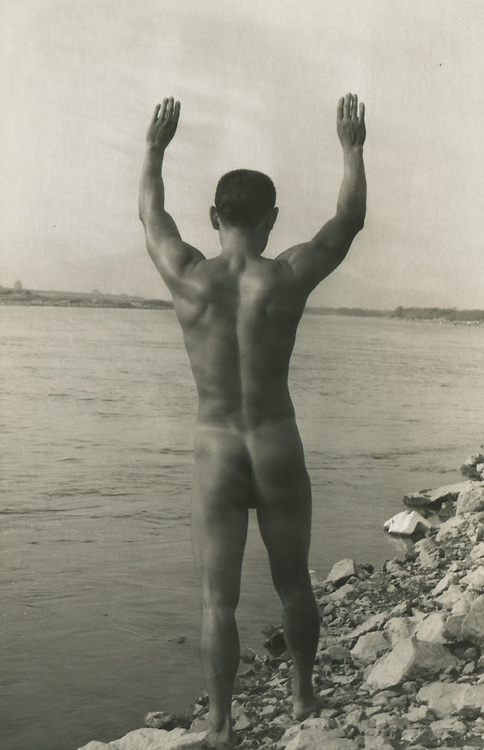 Japanese Vernacular or &quot;Found Photograph&quot;:<br /> <br /> Body builder on river bank, Tokyo<br /> 1960s<br /> Anonymous<br /> <br /> - Vintage, glossy gelatin silver print.<br /> - Size: 3 in. x 4 3/8 in. (75 mm x 110 mm).<br /> <br /> Price &yen;12,000 JPY<br /> <br /> <br /> <br /> <br /> <br /> <br /> <br /> <br /> <br /> <br /> <br /> <br /> <br /> <br /> <br /> <br /> <br /> <br /> <br /> <br /> <br /> <br /> <br /> <br /> <br /> <br /> <br /> <br /> <br /> <br /> <br /> <br /> <br /> <br /> <br /> <br /> <br /> <br /> <br /> <br /> <br /> <br /> <br /> <br /> <br /> <br /> <br /> <br /> <br /> <br /> <br /> <br /> <br /> <br /> <br /> <br /> <br /> <br /> <br /> <br /> <br /> <br /> <br /> <br /> <br /> <br /> <br /> <br /> <br /> <br /> <br /> <br /> <br /> <br /> <br /> <br /> <br /> <br /> <br /> <br /> <br /> <br /> .